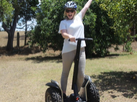 Fun for all the family – These fabulous 2 wheeler off road Segways® give an experience like no other! Take an exhilarating ride through the bush & see the sites and smells of the Otways on the fabulous Segway! Great for something different to do - get the kids outdoors and enjoy the ride!